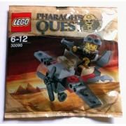 LEGO Pharaohs Quest: Desierto De Vela Establecer 30090 (Bolsas)