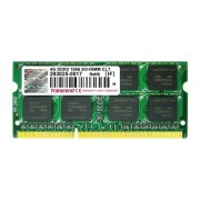 Transcend 4GB DDR3 1066Mhz SO-DIMM Memoria RAM CL7 per Apple MacBook Pro (PC3-8500)