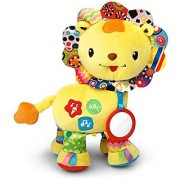 VTech Baby Crinkle and Roar Lion