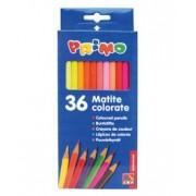 Моливи 36 цвята, 18 см