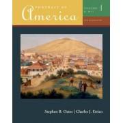 Portrait of America: v. 1 by Stephen B. Oates