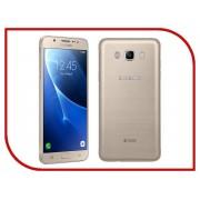 Сотовый телефон Samsung SM-J710F/DS Galaxy J7 (2016) Gold