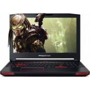 Laptop Acer Predator G9-593-73J7 Intel Core Skylake i7-6700HQ 256GB 8GB Nvidia GeForce GTX1070 8GB FHD IPS