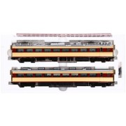 TOMIX HO gauge HO-097 485 (489 express train system (AU13 vehicles with adding cars set T (japan import)