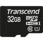 Card de Memorie Transcend microSDHC 32GB Clasa 10 UHS-1