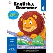 English & Grammar Workbook, Grade 6 by Brighter Child