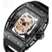 Heren UniseksSporthorloge Militair horloge Dress horloge Skeleton horloge Modieus horloge Polshorloge Armbandhorloge Unieke creatieve