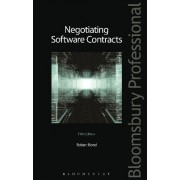 Negotiating Software Contracts by Robert Bond