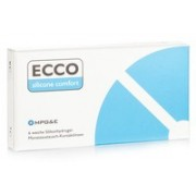 ECCO Silicone Comfort (6 lenses)