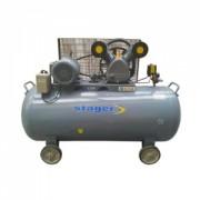 HM V 0.6/370 - Compresor cu piston, antrenare prin curea , STAGER HM V 0.6/370