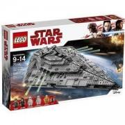 Конструктор ЛЕГО СТАР УОРС - Звезден разбивач на Първата заповед, LEGO Star Wars, 75190