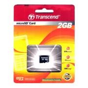Transcend Micro SD 2GB