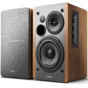 "BOXE 2.0 EDIFIER, RMS: 42W (21W x 2), volum, bass, treble, telecomanda wireless ""R1280T"" (include timbru verde 1 leu)"