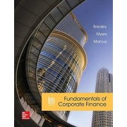 Loose Leaf Edition for Fundamentals of Corporate Finance by Richard Brealey