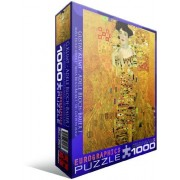 EuroGraphics Portrait of Adele Bloch-Bauer by Gustav Klimt 1000 Piece Jigsaw Puzzle by Eurographics