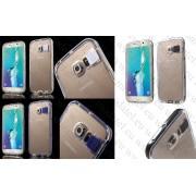 Samsung Galaxy S6 Edge SM-G925 (калъф Hybrid) 'Protected the flash style'