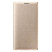 Original Rapid Zone Leather Flip Cover For Gionee F103 Pro - Golden