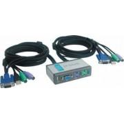 Switch DLink KVM+USB 2 Port DESKTOPDKVM 2KU