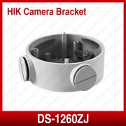 HIK Bracket DS-1260ZJ Aluminium Junction Back Box Bracket Mount Housing for DS-2CD2632F-IS/DS-2CD2635F-IS/DS-2CD2232-I5