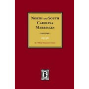 North and South Carolina Marriage Records, 1683-1865