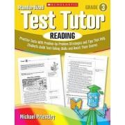 Standardized Test Tutor: Reading, Grade 3 by Michael Priestley