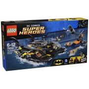 LEGO Super Heroes - Dc Universe - 76034 - Jeu De Construction - La Poursuite En Batboat Dans Le Port