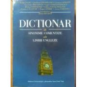 Dictionar De Sinonime Comentate Ale Limbii Engleze - Colectiv