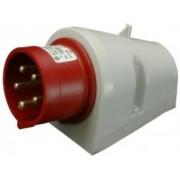 Stecher trifazat aplicat 5 X 32A 400V IP44 IPN 3253 SEZ