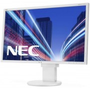 "Monitor IPS LED Nec 24"" EA244WMi, Full HD (1920 x 1200), HDMI, DVI, VGA, DisplayPort, 5 ms, Boxe, Pivot (Alb)"