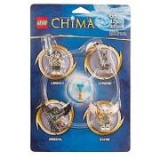 LEGO Legends of Chima Set #850779 Minifigure Accessory Set [Lennox Razcal Ewar & Winzar]