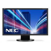 NEC AccuSync AS222WM black 21.5' LCD monitor with LED backlight, TN panel, resolution 1920x1080, DVI, VGA