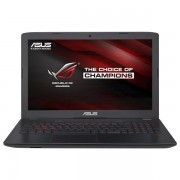 "Notebook Asus GL552VW, 15.6"" Full HD, Intel Core i7-6700HQ, GTX 960M-4GB, RAM 8GB, HDD 1TB, FreeDOS, Gri"