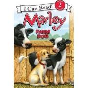 Farm Dog Marley by John Grogan