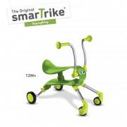 SMART TRIKE 9003800 Babytaxiu Springo verde cu roți de 360 de grade de la 12-36 luni