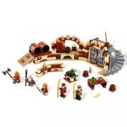 LEGO La Hobbit: Barrel Escape Establecer 79004