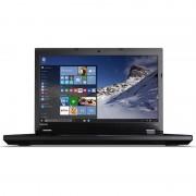 Laptop Lenovo ThinkPad L560 15.6 inch HD Intel Core i5-6200U 4GB DDR3 192GB SSD FPR Windows 7 Pro upgrade Windows 10 Pro Black