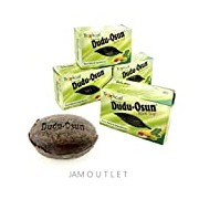 (US) 3 Pack Tropical Naturals Dudu-Osun Black Soap Pure Natural Ingredients 5 Oz. US Ship