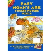 Easy Noah's Ark Sticker Picture Puzzle by Cathy Beylon