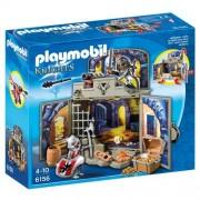 Playmobil - 6156 - Coffre 'Pice du trsor des chevaliers