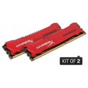Kingston HyperX Savage Red DDR3 1866Mhz 16GB (HX318C9SRK2/16)