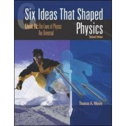 Six Ideas That Shaped Physics: Unit N - Laws of Physics are Universal by Thomas A. Moore