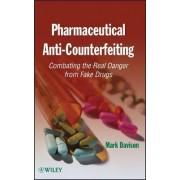 Pharmaceutical Anti-Counterfeiting by Mark Davison