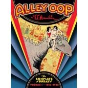Alley OOP: the Complete Sundays Volume 1#1934-1936 by Daniel Chabon