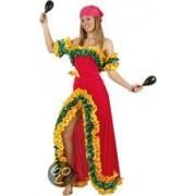 Braziliaanse dame kostuum Xs/s