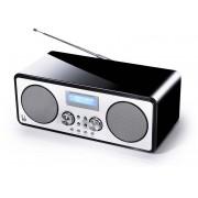 Radio FM/DAB con ricevitore Bluetooth, Bianco