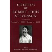 The Letters of Robert Louis Stevenson: September 1980 - December 1892 Volume 7 by Robert Louis Stevenson