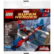 LEGO Marvel Super Heroes Exclusive Set #30302 Spider-Man Glider [Bagged] by LEGO