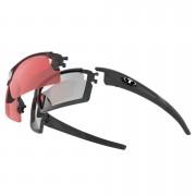 Tifosi Pro Escalate FH Interchangeable Sunglasses - Matte Black/Fototec Light Night