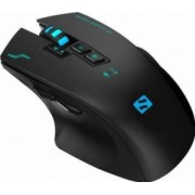 Mouse Wireless Sandberg Sniper USB 2400dpi Black