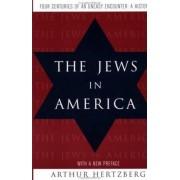 The Jews in America by Arthur Hertzberg